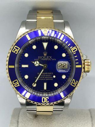 🚚 Rolex Submariner 16613LB