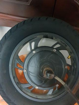 60V Motor