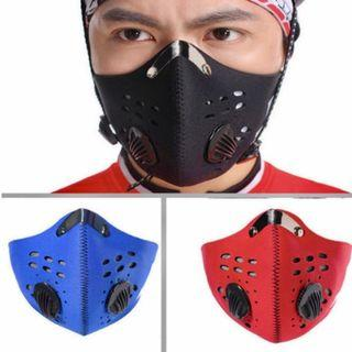Altitude Training, MMA, Boxing, Endurance, Cycling, Pollution Mask