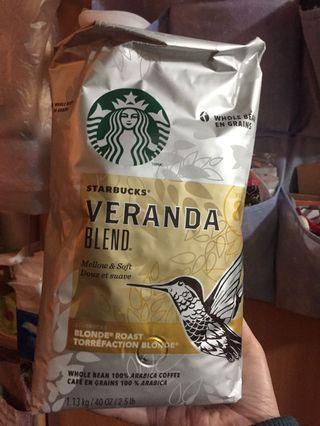 🚚 《好市多 Starbucks 限定—星巴克黃金烘培綜合咖啡豆 》