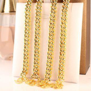 916 Gold Necklace (RT Gajah)