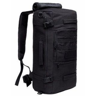 50L Multi Functional Travel Backpack/ Haversack/ Bag - New