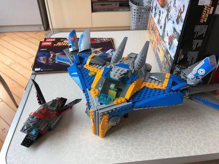 Lego 76021 Milano Rescue