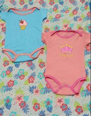 Baju bayi jumper perempuan