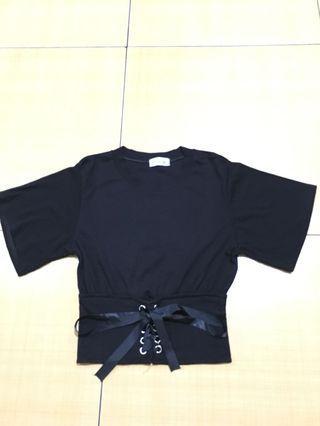 Black top belt