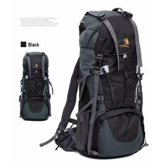 65L+5L Free Knight Travel Backpack Haversack - New