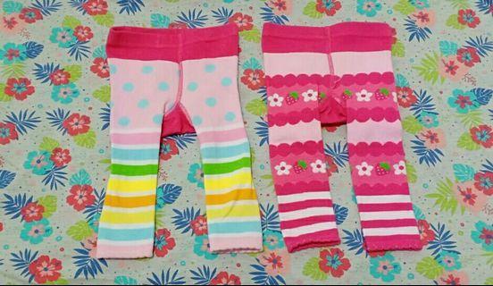 Legging bayi perempuan