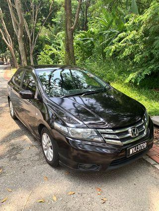 Honda City 1.5 A s for sale