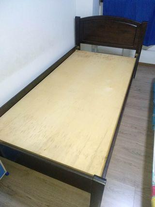 🚚 Used Single Bed Frame For Sale