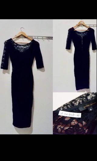 lace dress premium