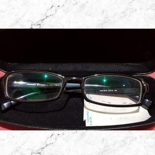 Kacamata minus 4.75/3.75 lensa bisa diganti