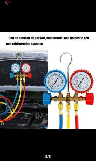 Manifold Gauge Set R134 Air Conditioning