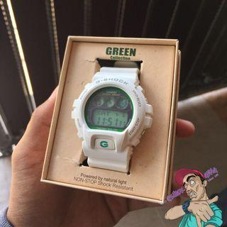 G-SHOCK G-6900EW-7 GREEN COLLECTION / G6900 ORIGINAL