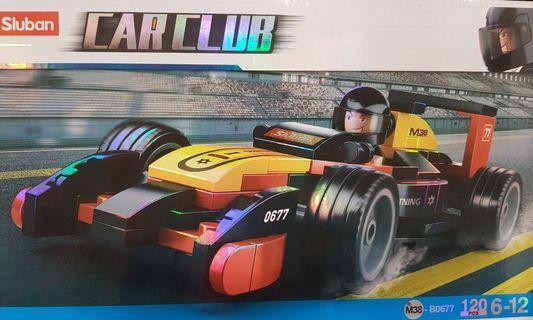 BN LEGO SPORT CAR