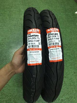 Maxxis Diamond 80/90