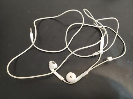 Apple earphone earpiece