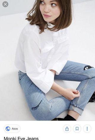 Monkl Kimono Wink Jeans