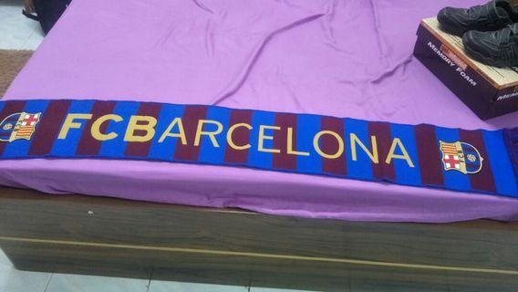 Authentic FCB Knitted Muffler
