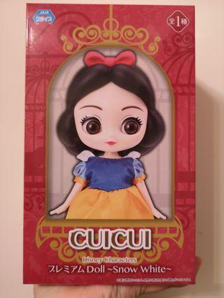 CUICUI DOLL- Disney Princess白雪公主 Snow White