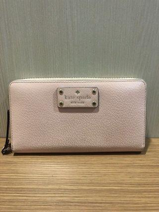 Kate Spade Wallet Authentic Pink