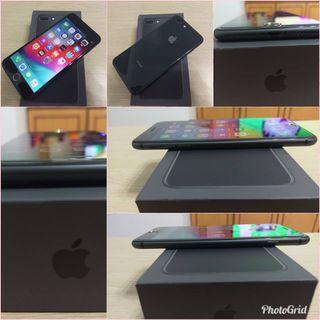 iPhone 8 PLUS (64G) 5.5吋 灰色 盒裝完整