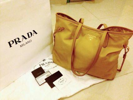 PRADA bag Used