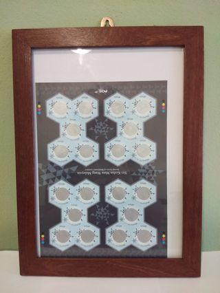 A4 Size  Wooden Frame