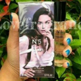 Perfume chanel no5 20ml