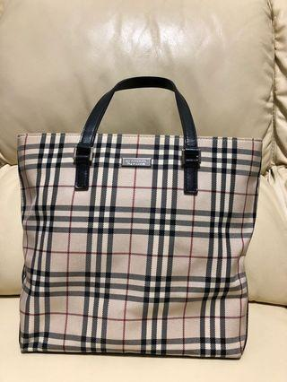 Burberry Blue Label hand bag 手袋