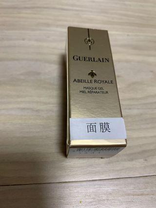 Guerlain abeille royale masque gel (mask 面膜) sample