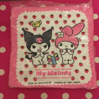 My Melody Kuromi 毛巾