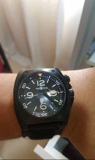 Bell&Ross BR02 Diver Watch