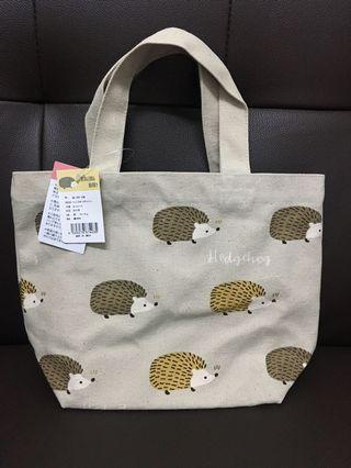 日本牌子hedgehog 手挽袋(Made in India)