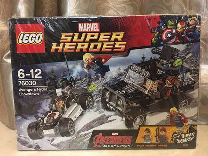 Lego 76030 Avengers