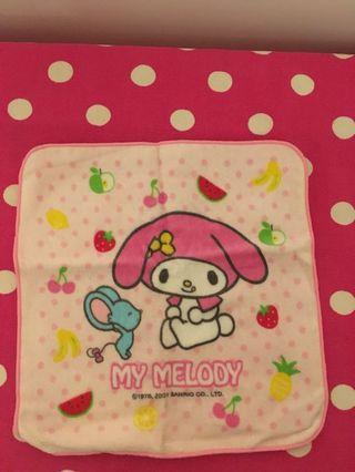 My Melody小毛巾 20cmx20cm