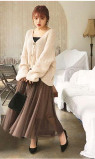 GRL 紗裙