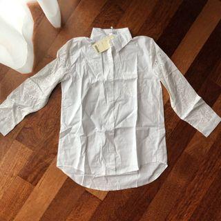 BNWT: Crotchet Sleeve Top #CNY888