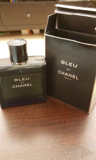 Chanel 香水 BLEU de CHANEL 100ml