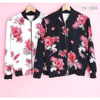 [PO] Flower Jacket