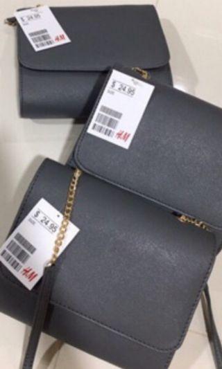Tas H&M (grey)