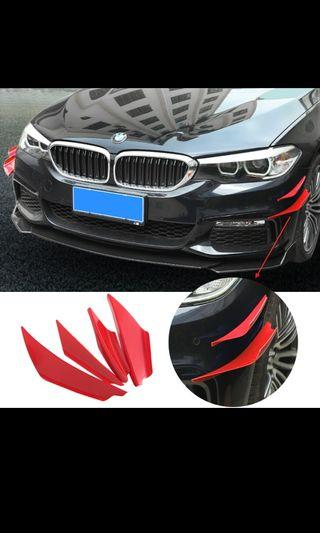Universal front bumper decoration stripe. #ENDGAMEyourEXCESS