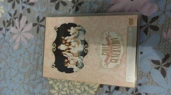 少女時代 DVD