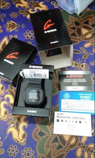 G-Shock DW-5600MS-1DR Men