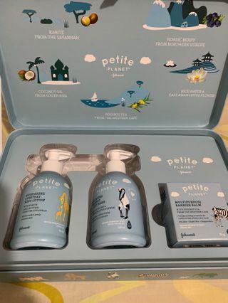 Petite Planet限定體驗套裝 價值HK$400