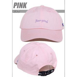 #預購  . Champion NY CAP帽