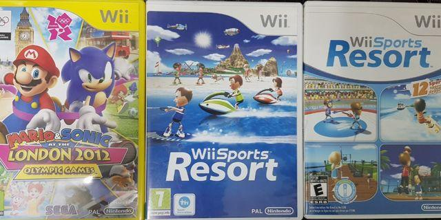 Nintendo Wii CD Game (original)