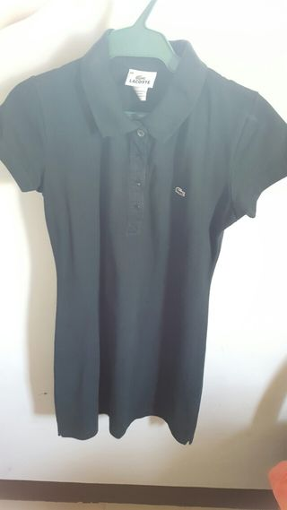 1d84dd85b6db Lacoste Polo Shirt Dress