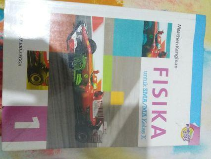Buku Fisika SMA Erlangga