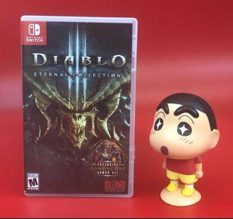 (二手遊戲) ⚠️Switch Diablo 3⚠️ (中英文版)