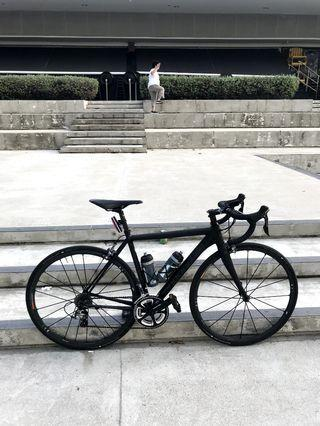 Cannondale caad 10 with fulcrum racing nite zero